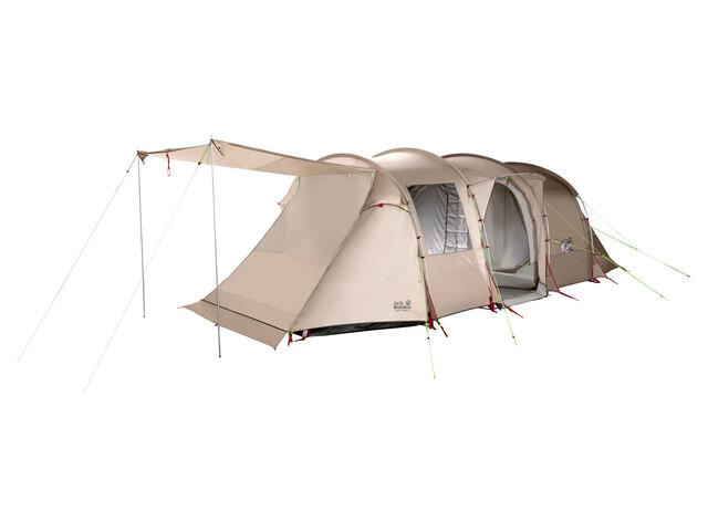 Jack Wolfskin Travel Lodge RT tent beige